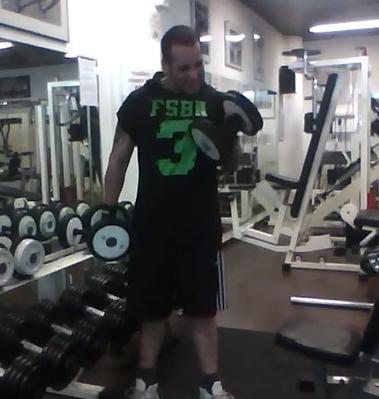 Mon entraînement