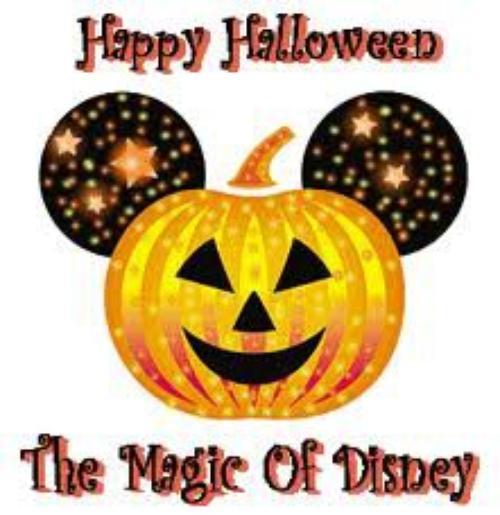 Happy Halloween Disney !