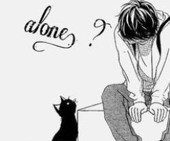 Alone or not ?