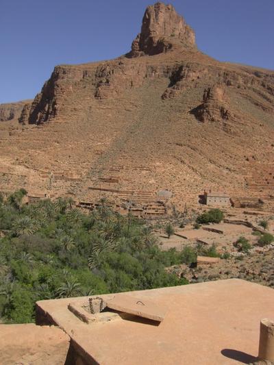 Gorges d'Aït Mansour, au Maroc (17/04/2011)