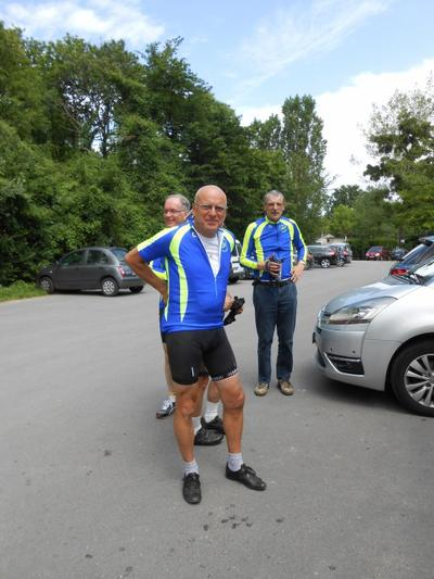 Audax 100 km des Cyclos Saint-Mauriens (7/06/2014)