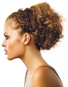 Une coiffure de reine...