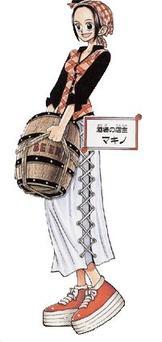Autres Personnages : Le village de Fushia