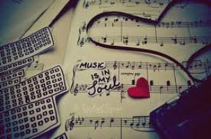 To hear, heard, heard (music... !)