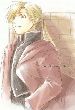 Fête d'Alphonse