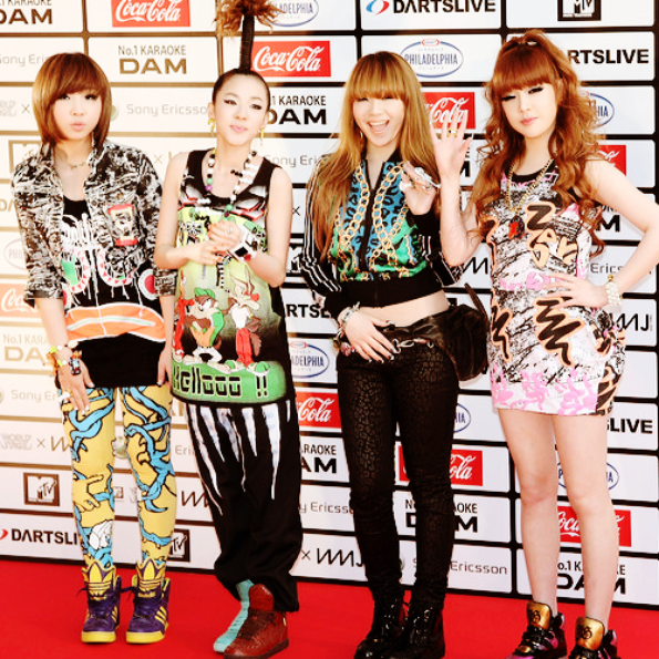 ♛ 2NE1 ♛ BlackJack ♠1st GLOBAL TOUR : NEW EVOLUTION♠