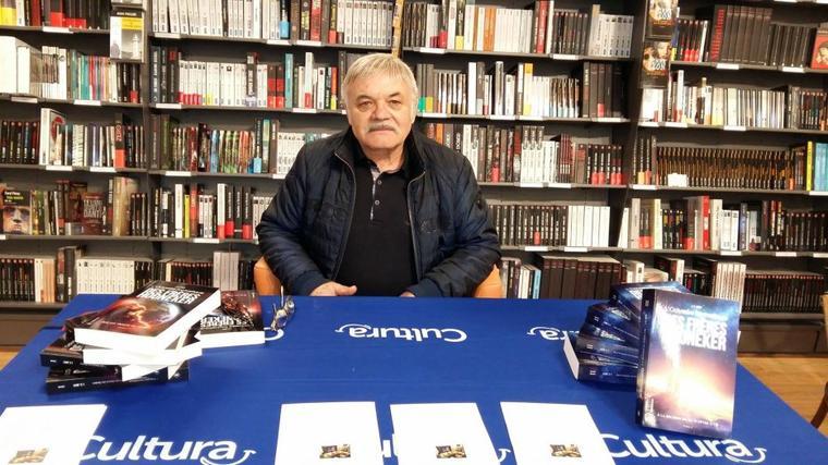 Michel ILZIZINE lecteur