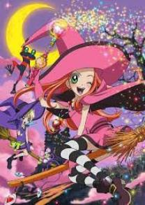 Chocolat et Vanilla ( Sugar Sugar Rune , Anime )
