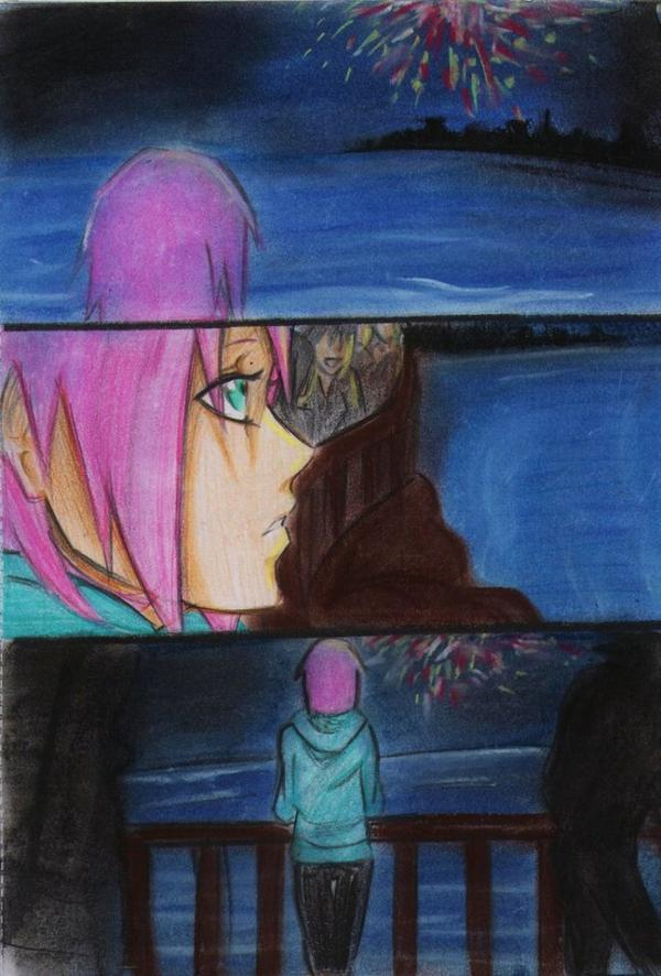 Feu d'artifice! SasuSaku.