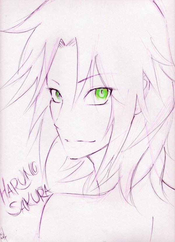 Uchiha Sasuke | Sakura Haruno | Naruto Uzumaki.|