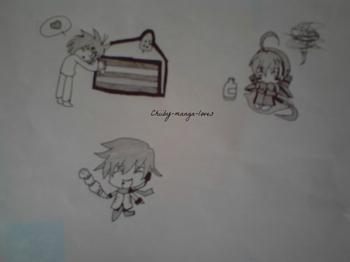 Mes dessins *o*