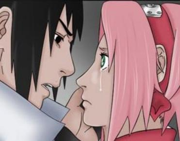 Sasuke & Sakura ( Naruto Shippuden )