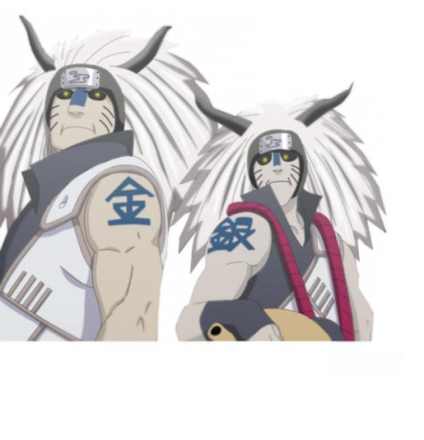 Kinkaku et Ginkaku
