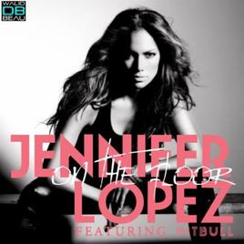 Jennifer Lopez feat. Pitbull  /  On The Floor (Slayback Cover Remix)  (2011)