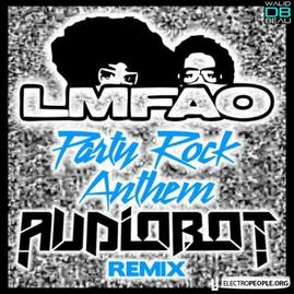 LMFAO feat. Lauren Bennett & Goon Rock  / Party Rock Anthem (Jake Walmsley Remix)  (2011)