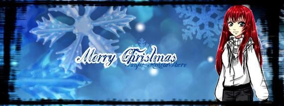 Merry Christmas! Chapitre spécial noël!
