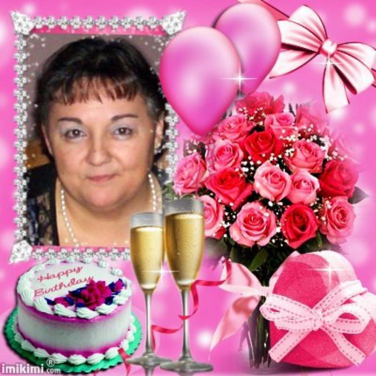 joyeux anniversaire a mon amiecarine1101
