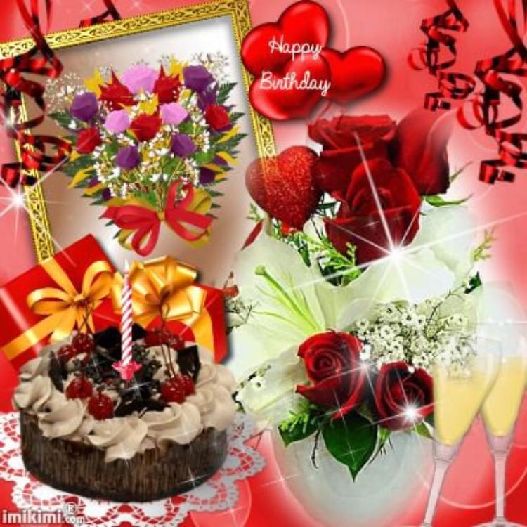 joyeux anniversaire mon amie tourterelle500