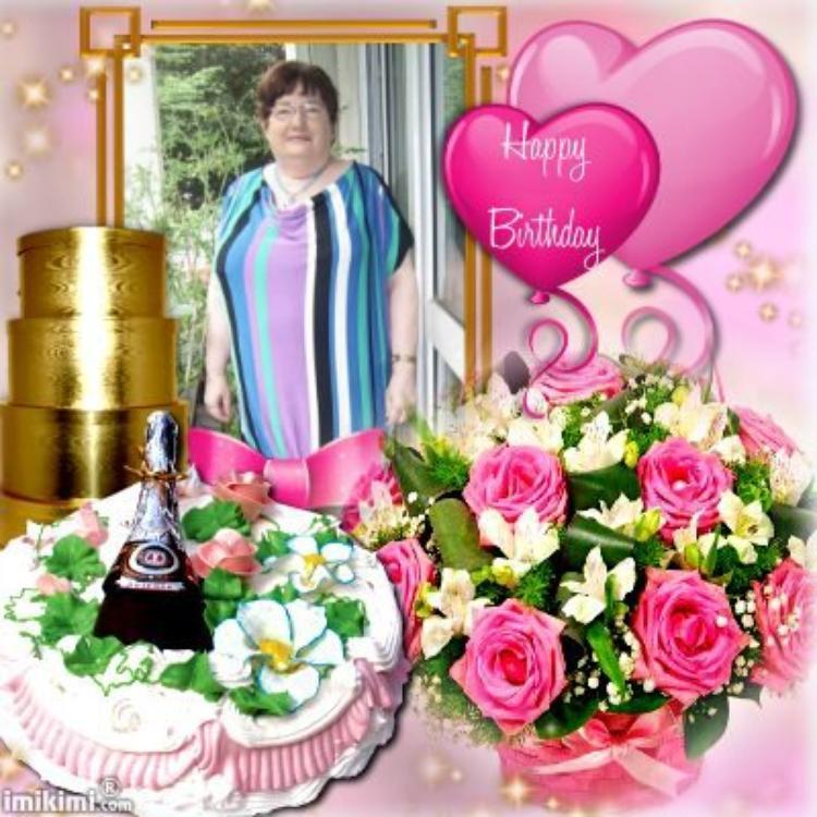 joyeux anniversaire a mon amie blue-moonshine