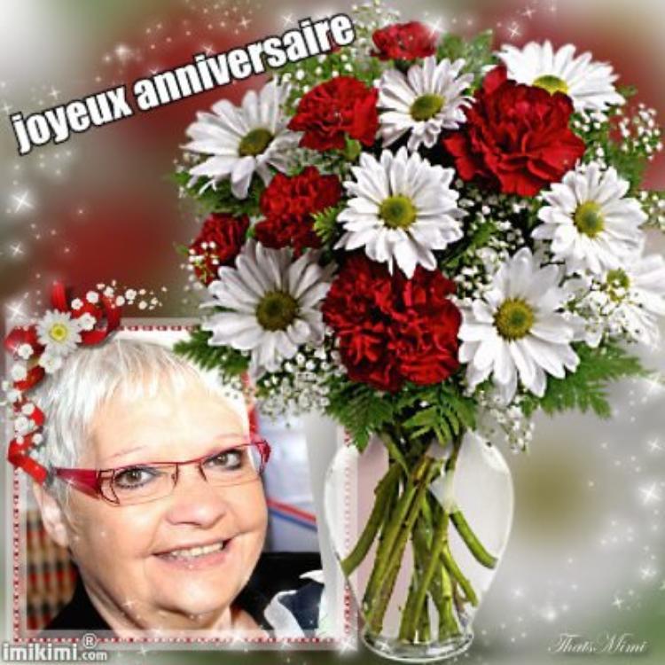 joyeux anniversaire a mon amie josy41