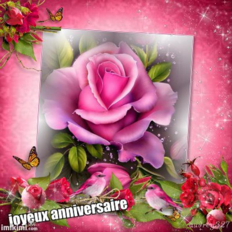 joyeux anniversaire mon amie petiteetoile78711