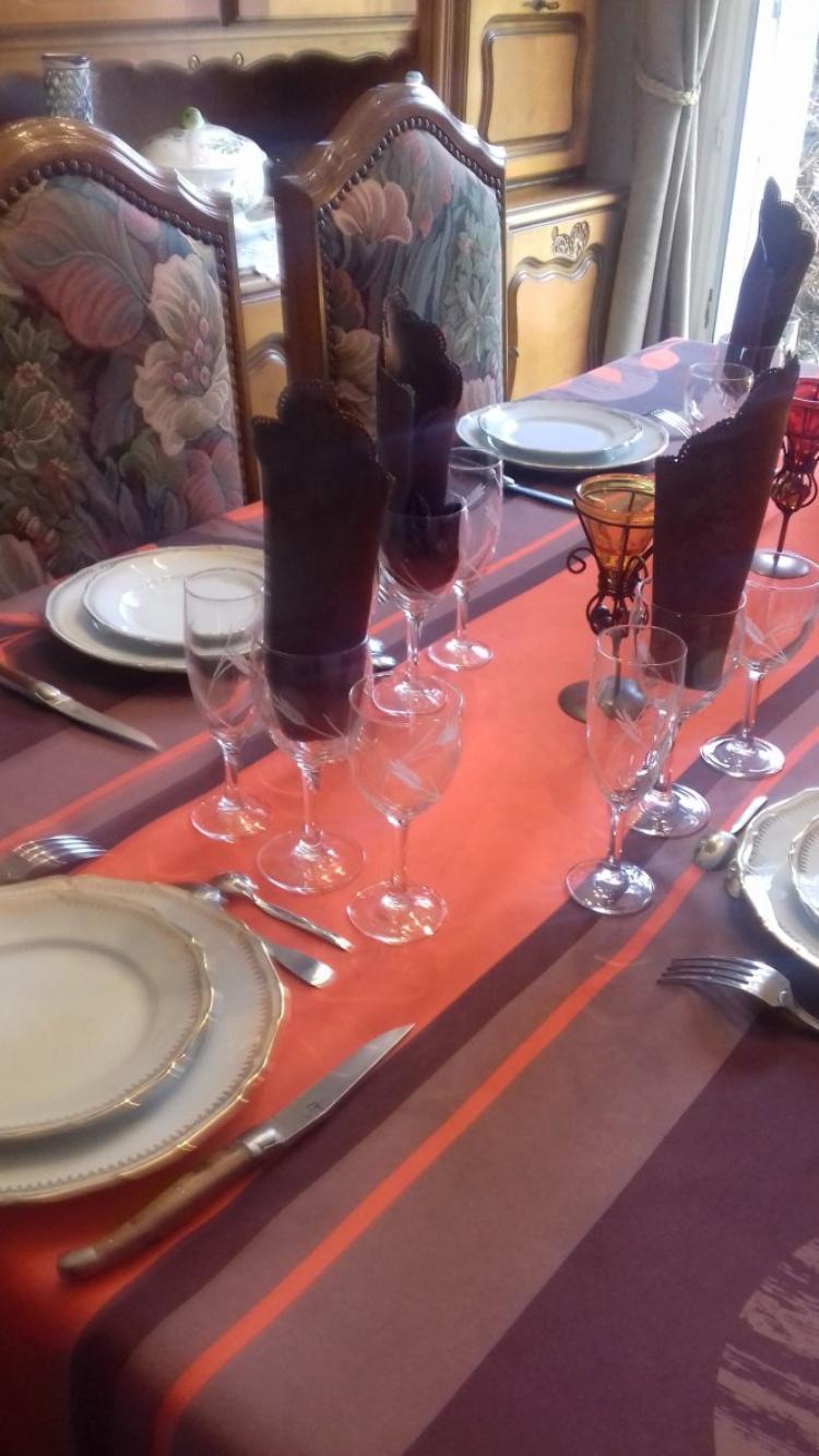 repas avec mes voisins