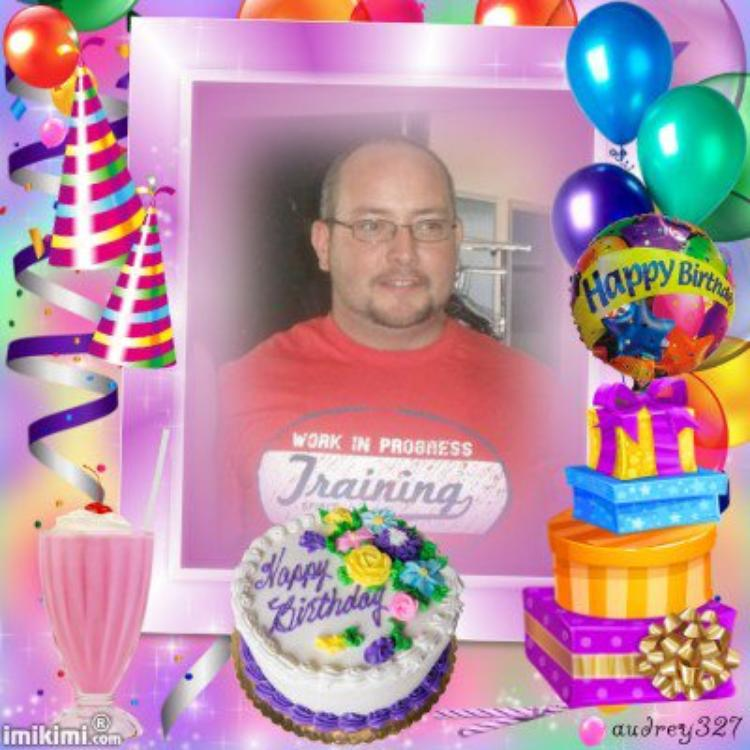 joyeux anniversaire a mon fils raphael