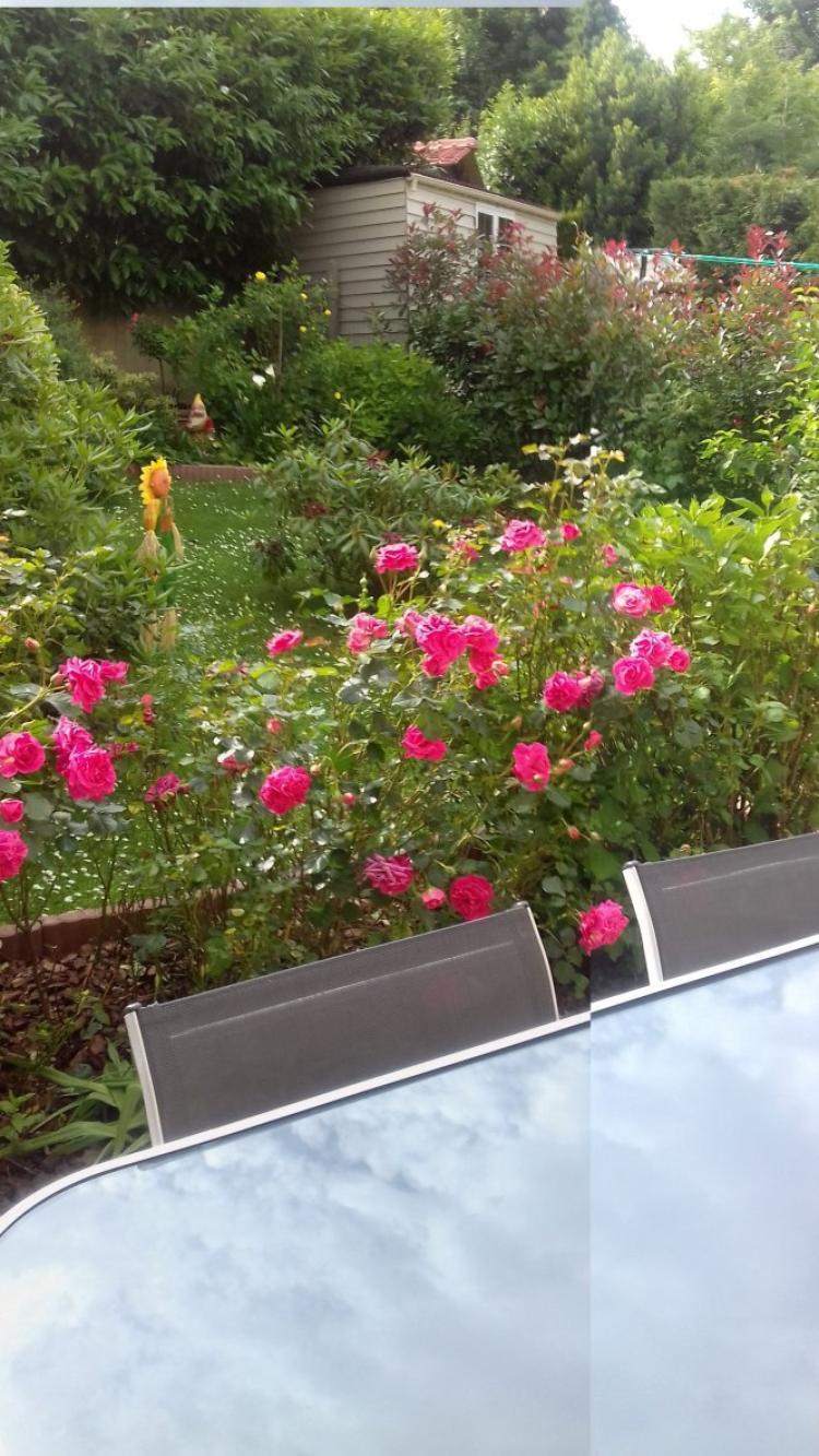 voila notre nouveau salon de jardin
