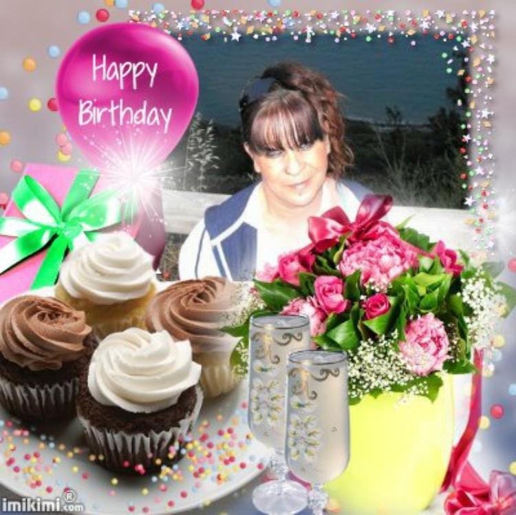 joyeux anniversaire a mon amie
