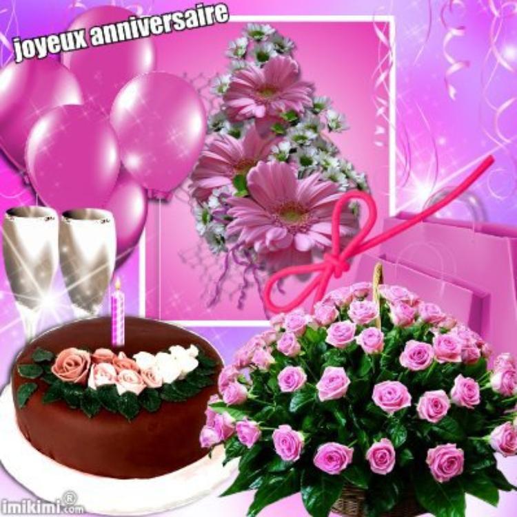 joyeux anniversaire a mon amie romantiquemoi