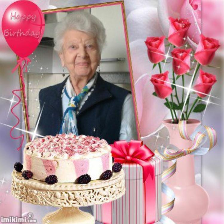 joyeux anniversaire a belle maman 96 ans aujourd hui