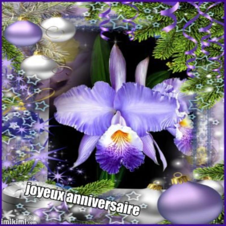 joyeux anniversaire de mon amie blogkdo du 24