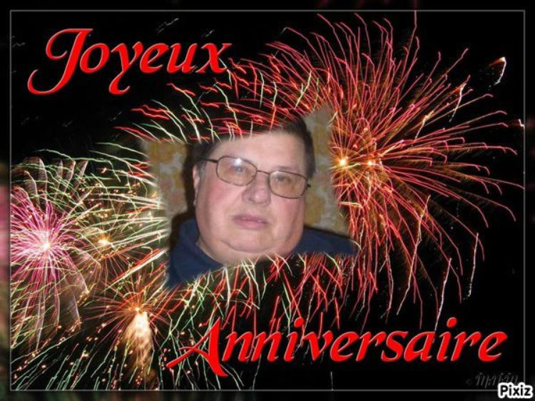 JOYEUX ANNIVERSAIRE A MON AMI PHILOBERT 92