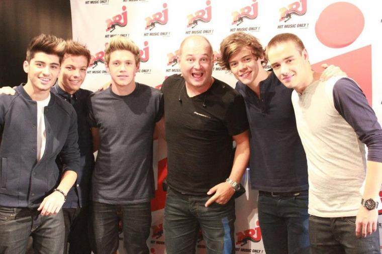 Nrj rencontre one direction