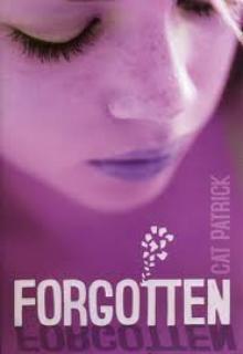 7. Forgotten - Cat Patrick