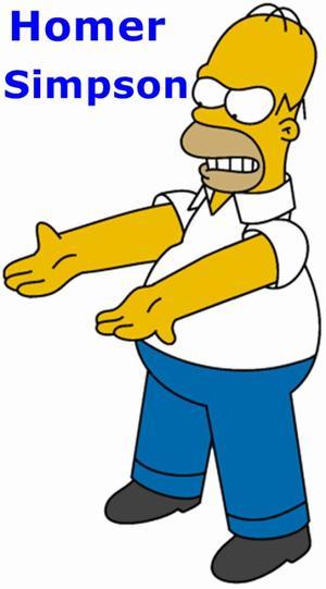 Qui est Homer Simpson ?
