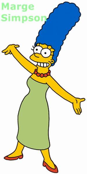 Qui est Marge Simpson ?