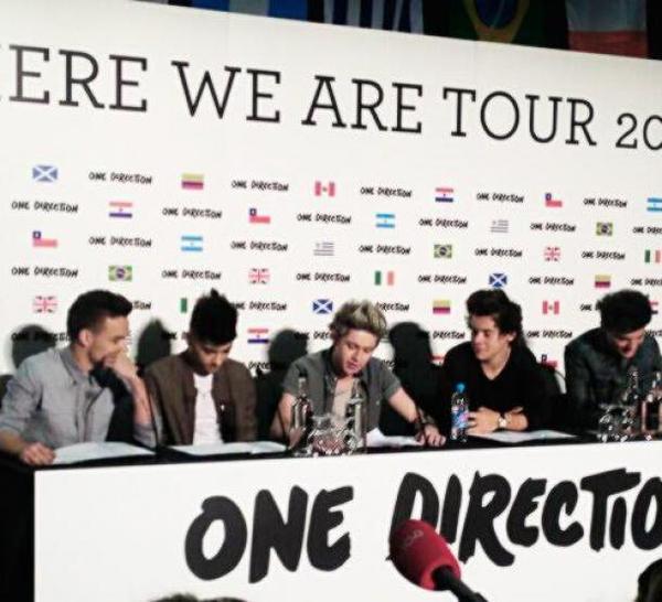 """One Direction : """"Where We Are"""", le troisième album ?"""
