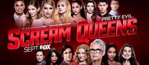 Série Numéro 1 - Scream Queens