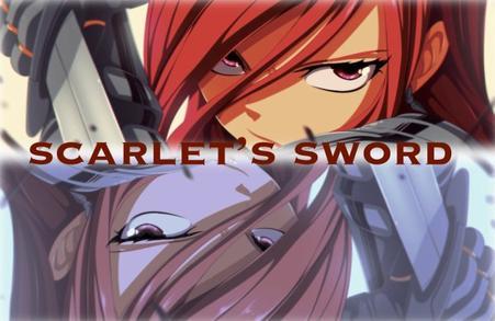 Fiche Fanfiction n°1 : Scarlett's sword