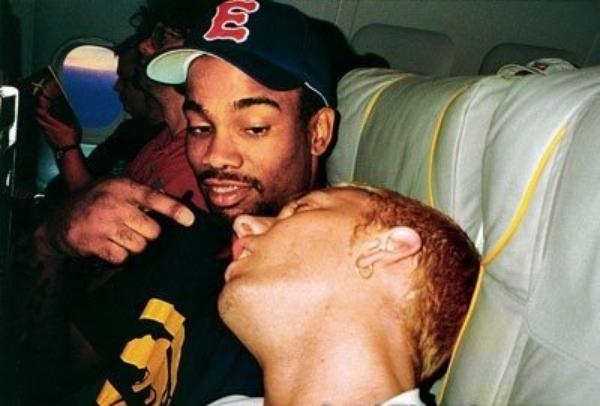 #14 Eminem and Proof