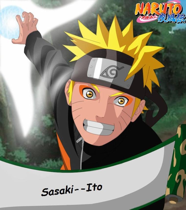 Sasaki--Ito =D