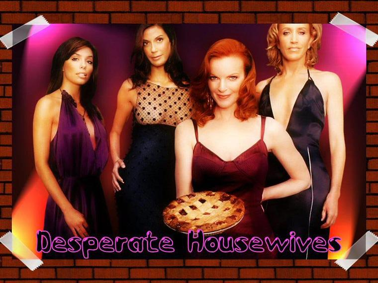 GOODBEY DESPERATE HOUSEWIVES =(