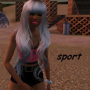 Nicki Minaj version sims