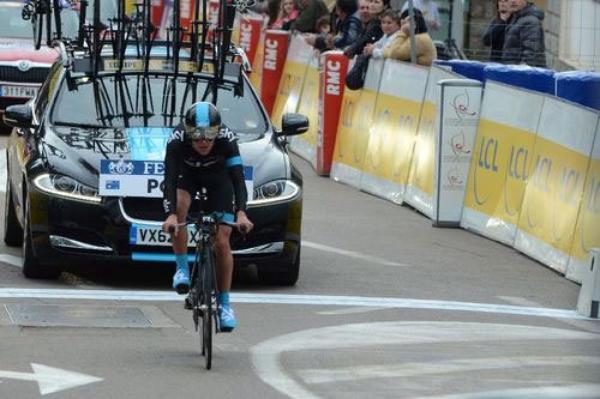 Critérium International 2013 (2eme étape) : Richie Porte s'impose dans le contre la montre et confirme ses ambitions...