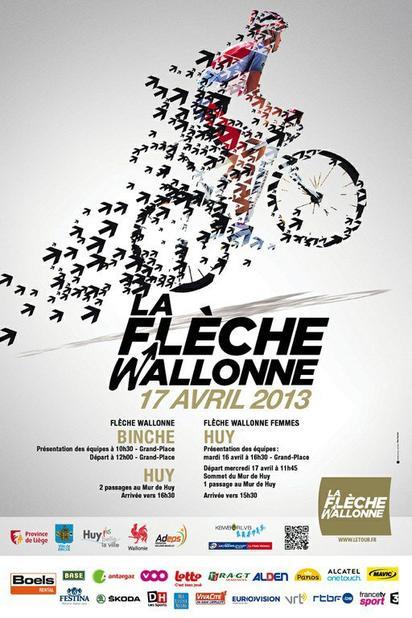 Flèche Wallonne 2013 : qui domptera le Mur de Huy?