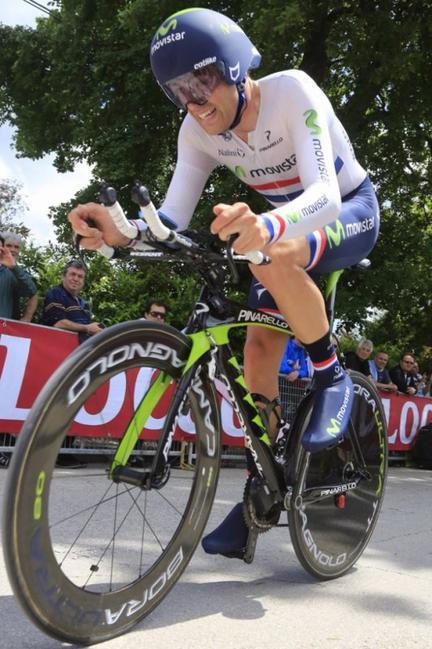 Tour d'Italie 2013 (8eme étape CLM): la surprise Alex Dowsett, Nibali nouveau leader...