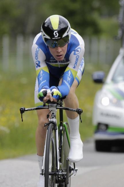 Tour de Suisse 2013 (1ere étape CLM): Meyer profite des conditions météo...