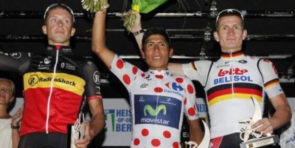 Critérium de Heist-op-den-Berg 2013 : Quintana l'emporte devant Greipel...