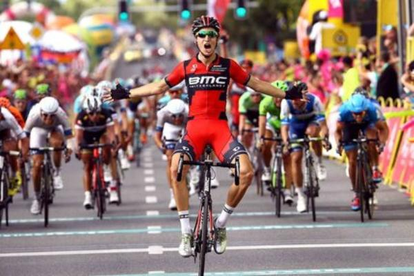 Tour de Pologne 2013 (4eme étape) : Taylor Phinney apporte une nouvelle victoire à BMC, en résistant in extremis au peloton...